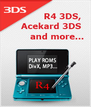 R4i SDHC DS rom Adapter