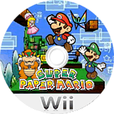 Super Paper Mario Wii ISO Torrents
