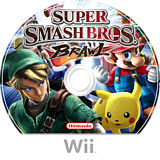Super Smash Bros. Brawl iso wbfs