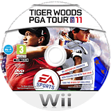 Tiger Woods PGA Tour 11 ISO