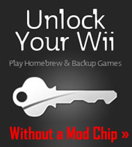 Unlock Wii without Modchip